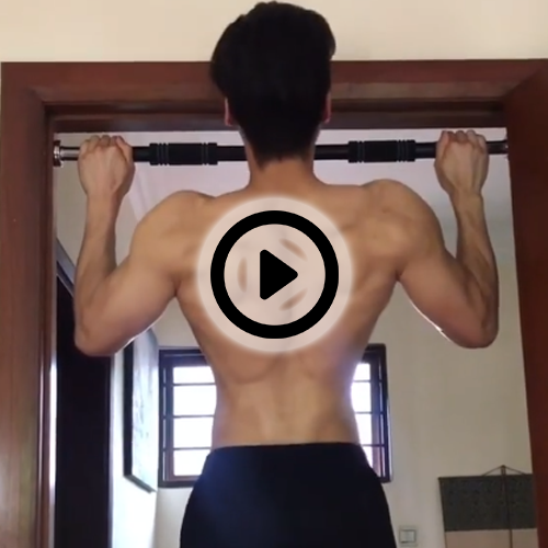 Back Muscle Workout - Bringing Sexy Back